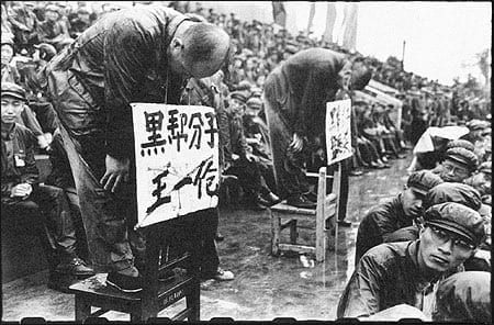 Confession and Humiliation in Mao's Cultural Revolution