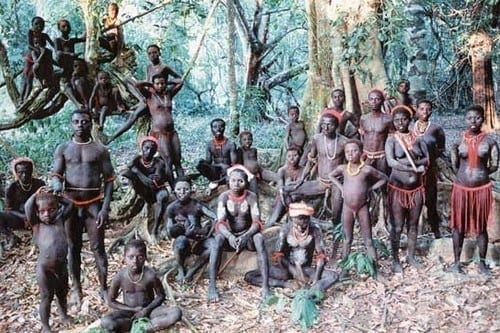 primitive tribe