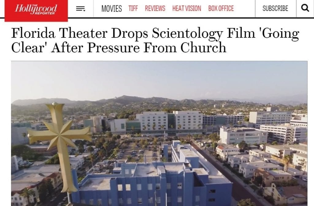 A Scientology World