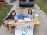 Kool-aide stand scientology