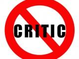 No Criticism